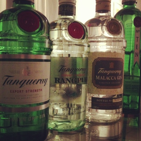 The Tanqueray Family